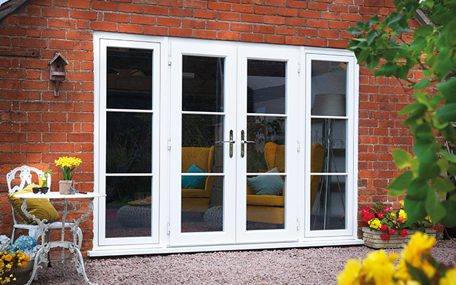 New Build French Doors