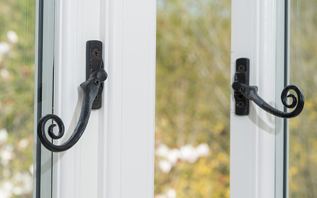 upvc door furniture cleaning