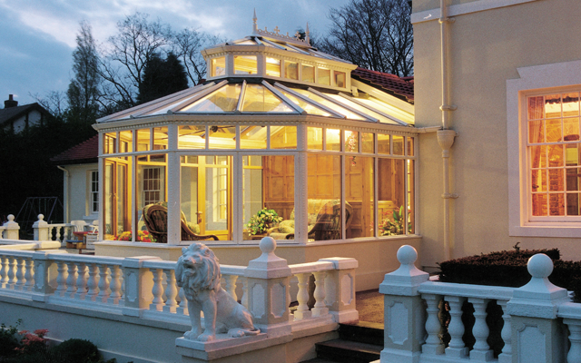 victorian conservatory style