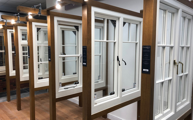 Cherwell Windows Showroom Banbury