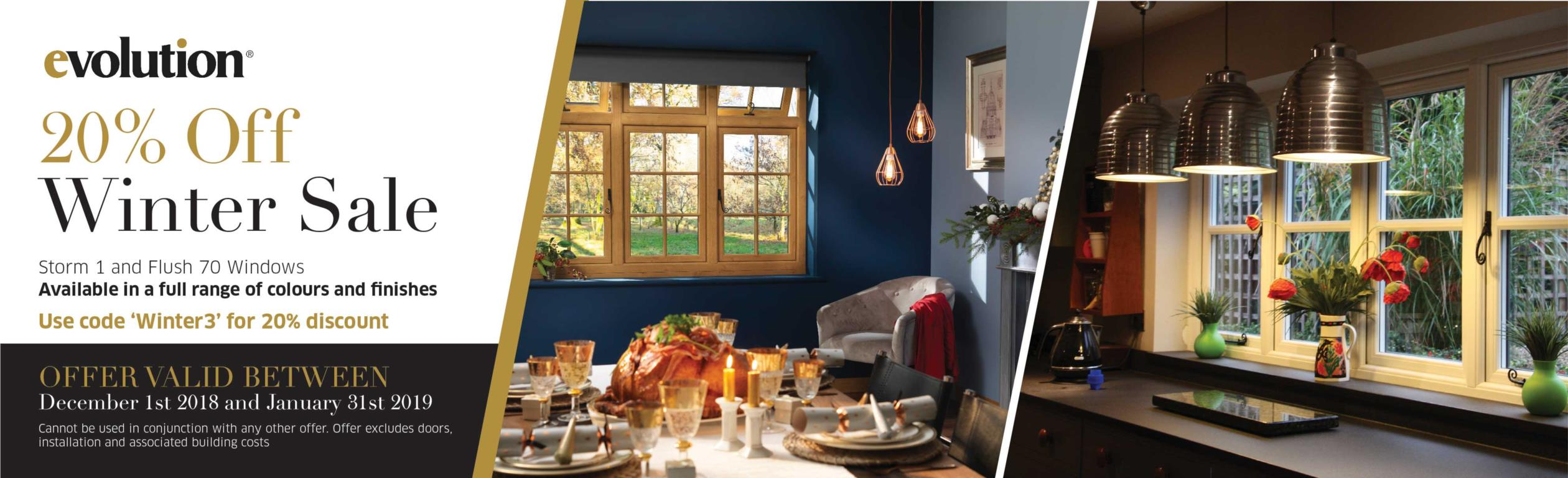 Timber Alternative windows offer