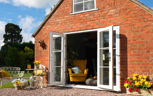 How Wide Are French Doors