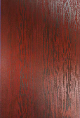 Rose Wood door colour