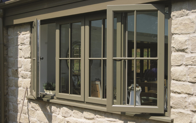 PVCu Double Glazing Available in Various Colours and Finishes