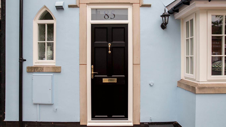 Coloured Doors & Coloured Doors | Evolution Windows