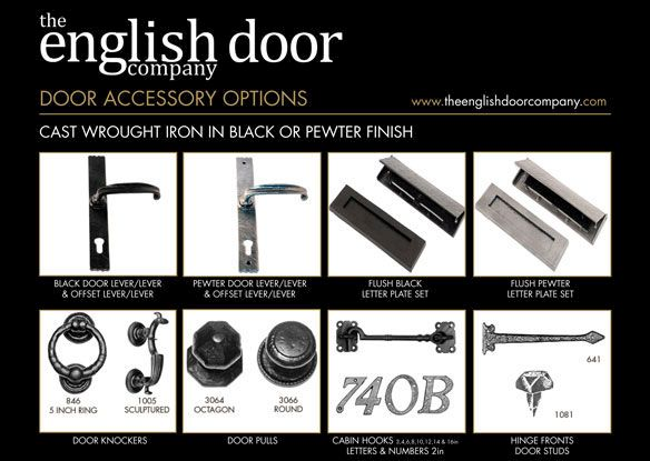 English Door Company Handles Image