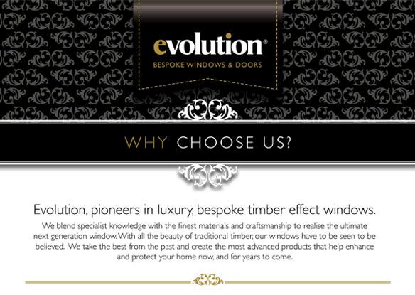 Evolution - Why Choose Us Image