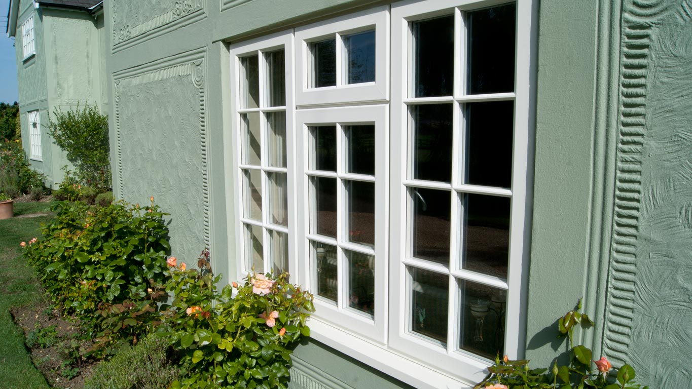 Period Style uPVC Windows