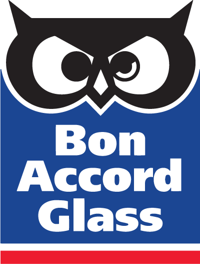 Bon Accord Glass logo