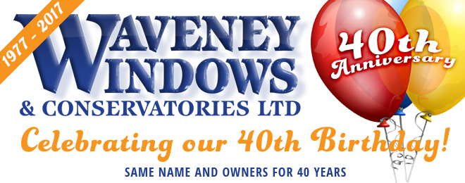 Waveney Windows - Halesworth logo