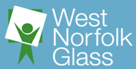 West Norfolk Glass logo