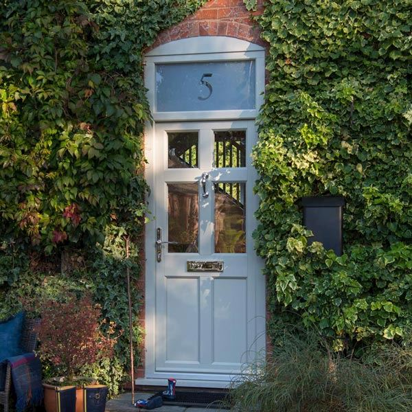 Replacing An Exterior Door Image
