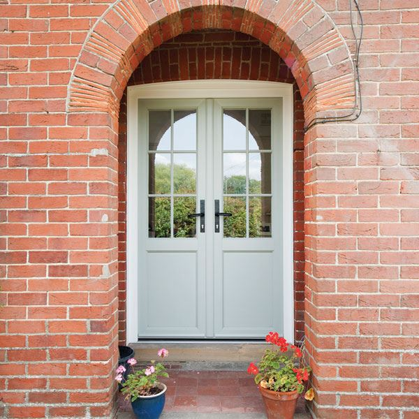 How Wide Are French Doors Image