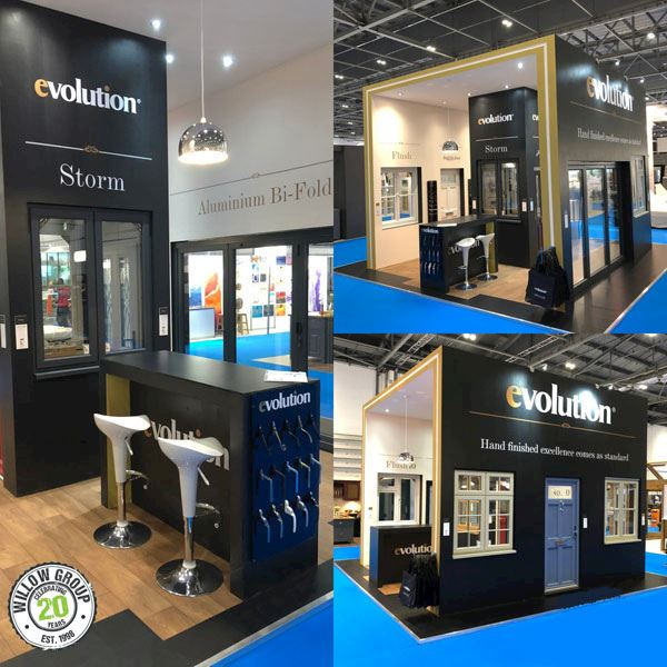 Evolution to Attend Harrogate Homebuilding and Renovating show  Image