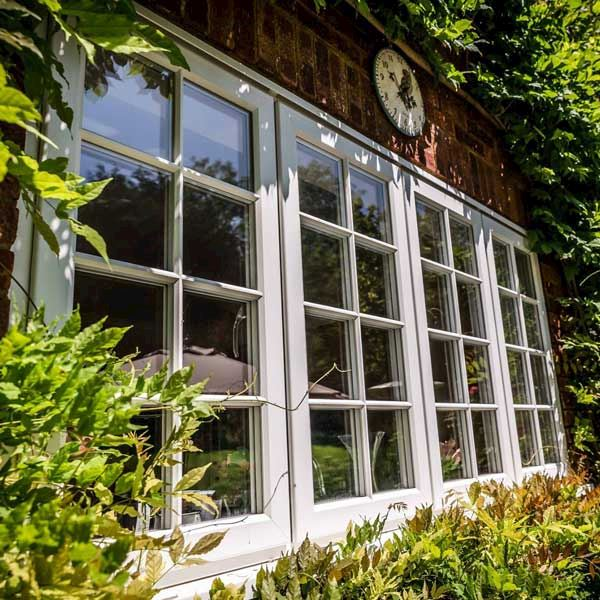 Do PVCu Double Glazed Windows Creak, Crack and Warp in the Summer? Image