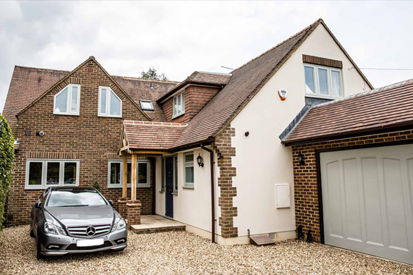 Project Image for Evolution Wood Effect Flush Windows, Chalfont St. Giles