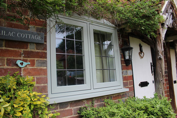 Project Image for Evolution Flush Timber-Effect Windows, Surrey