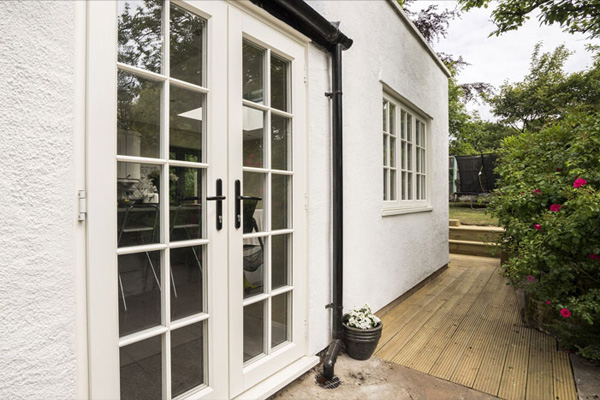 Project Image for Timber-Effect Windows and Doors and Wirral, Merseyside