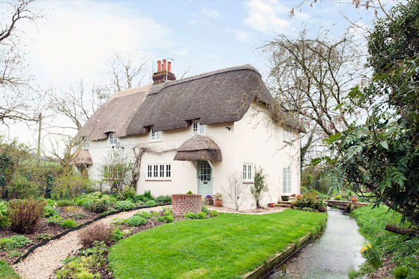 Project Image for Thatched Cottage with Wood Effect Windows in Cadnam, Hampshire