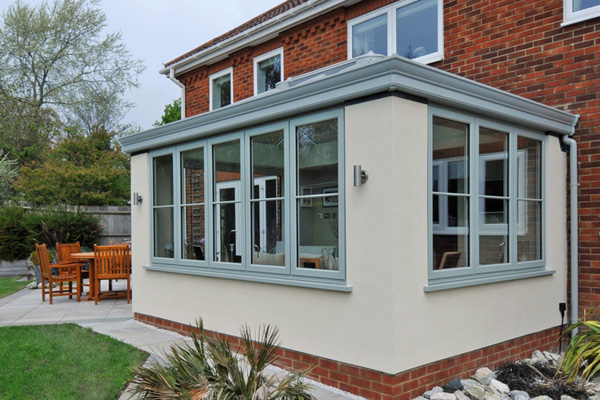 Project Image for Traditional Garden Room, Hampshire