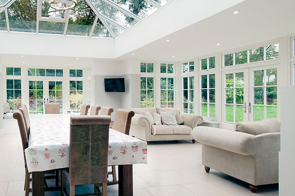 Project Image for Traditional Timber-Alternative Orangery, Hampshire