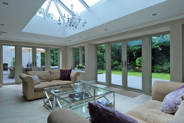 Project Image for A Traditional Orangery with Clarity Windows in Poole
