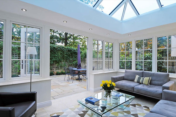 Project Image for Timber Alternative Orangery in Winchester, Hampshire