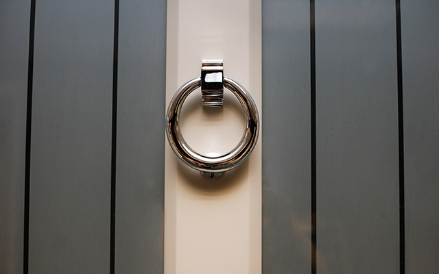 front door furniture door design features